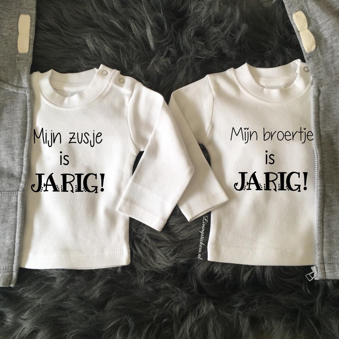 Verjaardag Shirts Tweeling Broer En Zus Verjaardag Shirts
